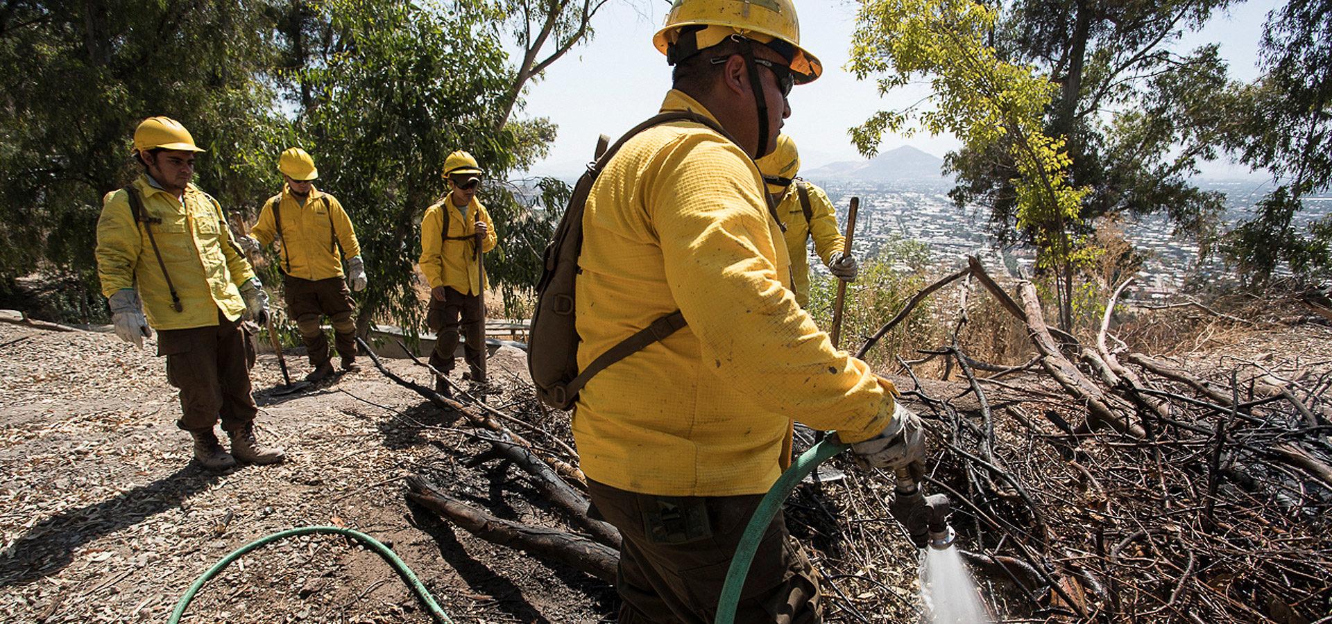 AF7000 Fire Protection AT Incendios Forestales